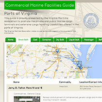 Commercial Marine Facilities Guide